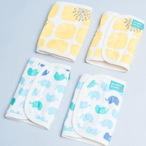 BabyBjorn揹巾口水巾-訂製 自選花色