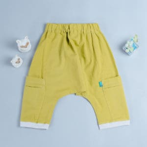 飛鼠褲-訂製 棉麻26