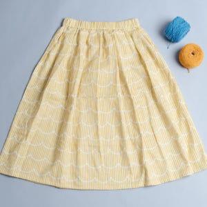 半身裙-訂製 二重紗