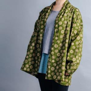 羽織外套-訂製 和風12
