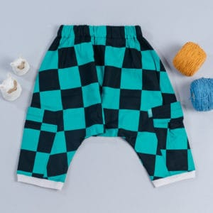 飛鼠褲-訂製 和風1