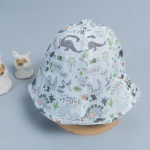 雙面漁夫帽-訂製  自然5