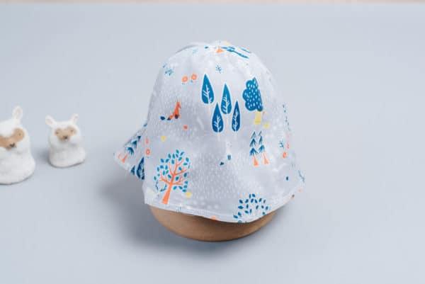 """雙面漁夫帽-""""現貨""""-(49-51cm) 自然6"""